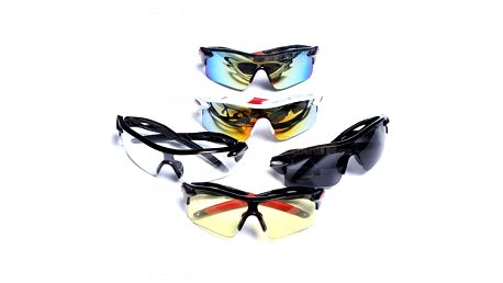 Sportovní brýle - 5 barevných provedení a poštovné ZDARMA! - 14310072