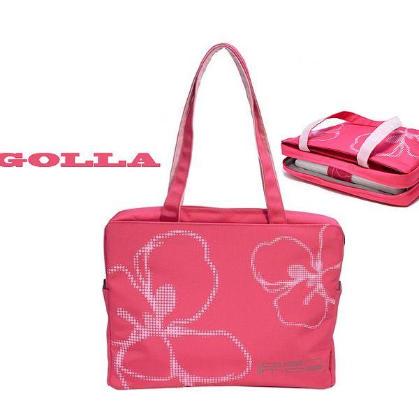 "Taška Golla G1036 13""/14"" pink"