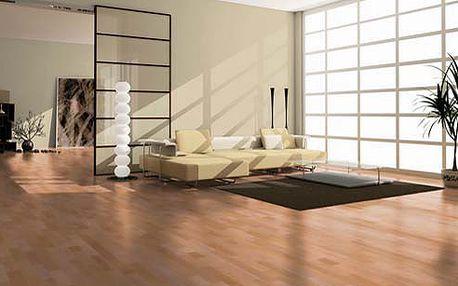 Dřevěná podlaha buk lak click