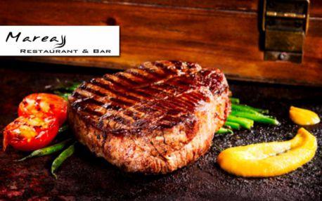 Autentická italská restaurace Marea! Ochutnejte vybrané speciality jako těstoviny nebo rizota a řadu druhů mas podle originálních italských receptur s 50% slevou! Skvělé místo pro pracovní schůzku i slavnostní rodinnou večeři přímo v centru Prahy 1!!