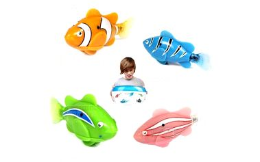 Robo-rybička - ve 4 barvách a poštovné ZDARMA! - 26405812