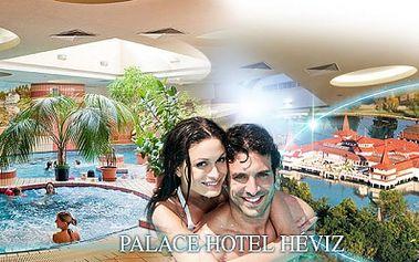 Dovolená v Maďarsku ! Wellness a relax u TERMÁLNÍHO JEZERA Héviz v Maďarsku! 5 DNÍ pro 2 osoby v luxusně zařízeném pokoji, bohatá POLOPENZE + využití hotelové wellness oázy s WHIRPOOLEM a finskou SAUNOU za 8990 Kč! Platnost 1 ROK!