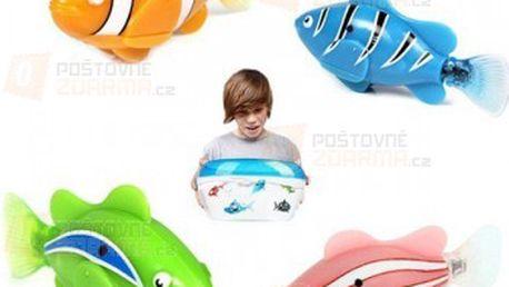 Robo-rybička - ve 4 barvách a poštovné ZDARMA! - 24805812