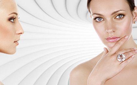 Lifting obličeje radiofrekvencí - omlaďte pokožku