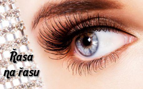 PRODLOUŽENÍ ŘAS nejoblíbenější metodou ŘASA NA ŘASU kvalitními řasami Blink Lash stylist & care! Získejte pronikavý pohled a výrazné oči a užijte si přepych krásných očí bez líčení! Dokonale dlouhé a husté řasy ze studia Fantasia!