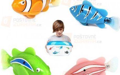 Robo-rybička - ve 4 barvách a poštovné ZDARMA! - 14805812