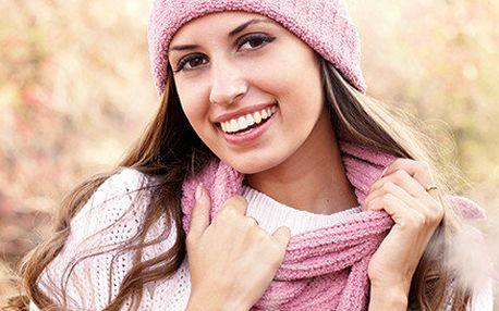 Nadupané kosmetické ošetření - ruční i přístrojové s kyselinou hyaluronovou a kolagenem