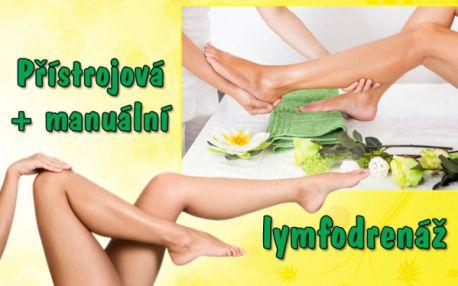 Nejefektivnější kombinace MANUÁLNÍ a PŘÍSTROJOVÉ LYMFODRENÁŽE! Získejte dokonalé tělo bez celulitidy, hladší pokožku a zdravější organismus již po první návštěvě studia Fantasia na Praze 10!