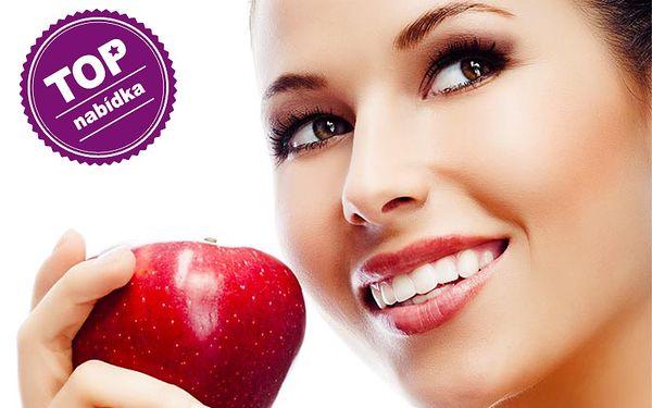 Dentální hygiena a pískování Air-Flow