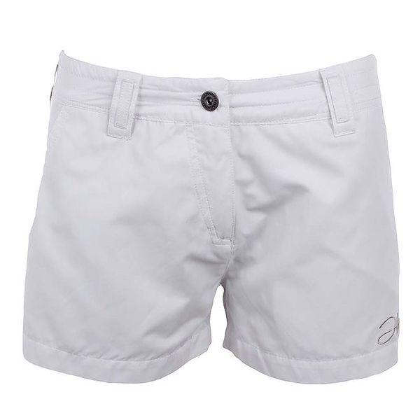 Dámské bílé krátké šortky Hannah