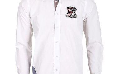 Pánská bílá košile Signore dei Mari