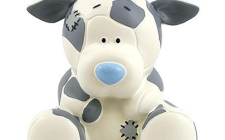 Stylová pokladnička ve tvaru žirafy Twiggy z oblíbené kolekce My Blue Nose Friends.