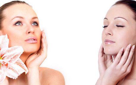 Kompletní kosmetické ošetření pleti vhodné pro muže i ženy