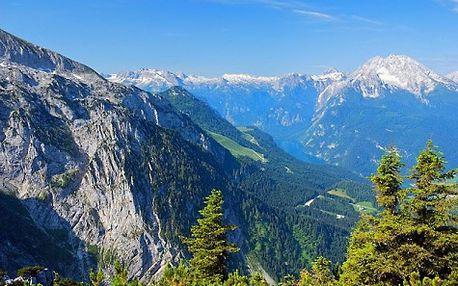 Dovolená v rakouských Alpách pro DVA