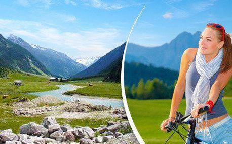 Pronájem apartmánu v rakouských Alpách