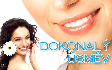 Nejšetrnější BEZPEROXIDOVÉ BĚLENÍ ZUBŮ! Mějte zářivě bílé zuby za nejnižší cenu! Ošetření přístrojem Whiten LED pro zuby bělejší o 2 až 8 odstínů. Oblíbený odborný salon Slim For You na Praze 3.