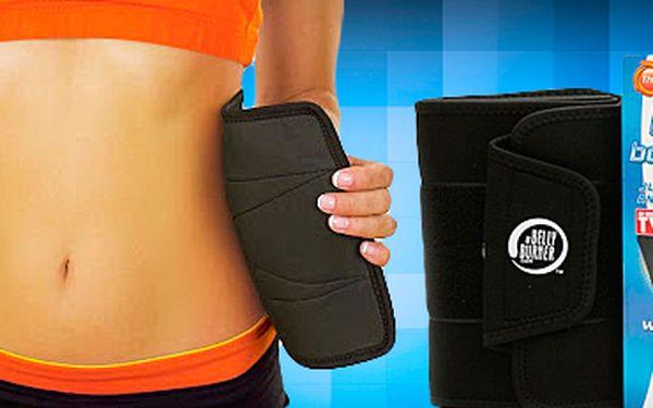 Neoprenový břišní pás: pro efektivní spalování tuku v oblasti břicha!