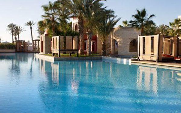 Maroko, oblast Agadir, polopenze, ubytování v 5* hotelu na 8 dní