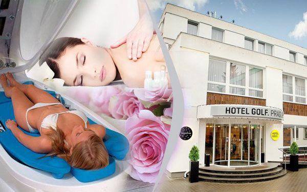Luxusní wellness pobyt v Praze