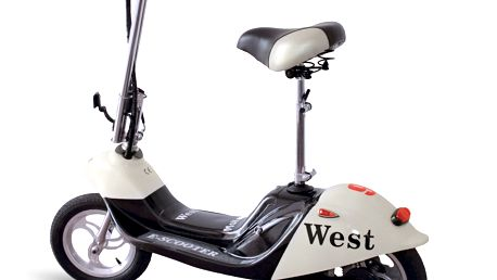 elektrická koloběžka e scooter west - Skrz.cz vyhledávání