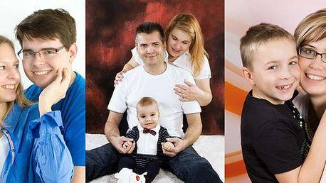 Rodinné focení v Brně