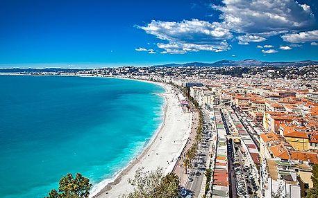 Cannes, Nice, Monte Carlo - 4 dny na Francouzské riviéře - NOVÝ TERMÍN