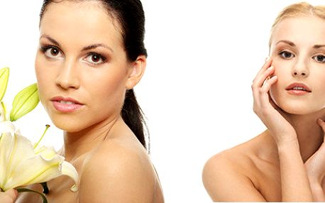 Hodinové kosmetické ošetření – ruční a přístrojem Beauty Unit