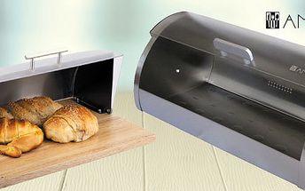 Ideální místo pro vaše pečivo – chlebník Ambition