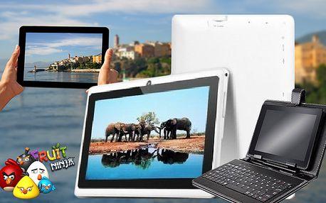 Tablet ANGRY BIRDS Android 4.2.2. s duálním procesorem a foťákem