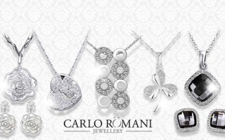 Jste milovnicí nádherných šperků? Tato akce Vám jistě vyrazí dech! LUXUSNÍ ŠPERKY - mnoho různých druhů již od 99 Kč! Projevte svůj mimořádný vkus a smysl pro dokonalost s těmito třpytícími se doplňky! Sleva až 86%!