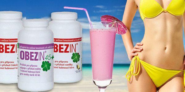 Zeštíhlující kúra s nápoji Obezin na 14 dní