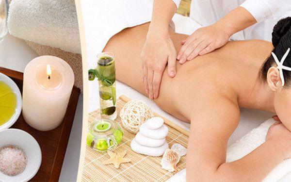 Blahodárné uvolňující celotělové masáže - 90 nebo 120 minut relaxace