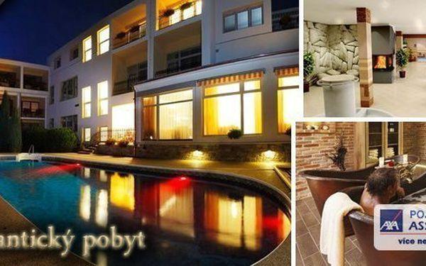 Romantický pobyt v lázeňském & wellness hotelu Niva LUHAČOVICE ve 4* pokoji pro 1 osobu na 3 dny s polopenzí a vstupem do vnitřního bazénu! Romantická večeře při svíčkách včetně aperitivu, relaxační masáž, zábal, luxusní wellness centrum!