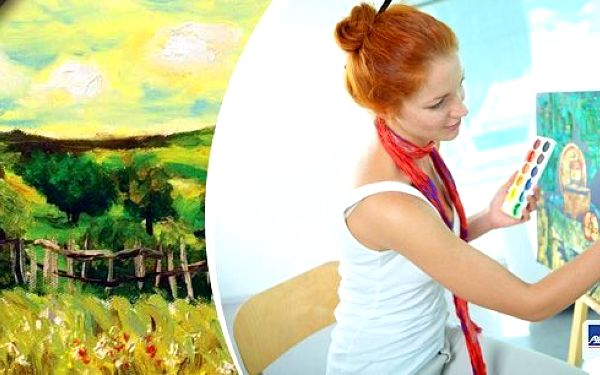 Zvěčněte své dojmy z dovolené originálním způsobem! Staňte se malířem - pro začátečníky i pokročilé! 5 individuálních hodin kreslení a základy olejomalby za úžasnou cenu! Vhodné i jako příprava pro školu s výtvarným zaměřením!