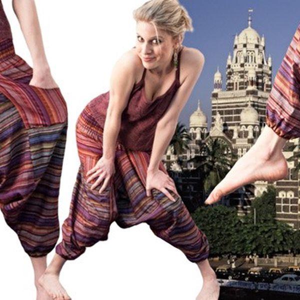 Pohodlné letní indické kalhoty se slevou!