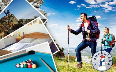 Krušné hory – letní dovolená s polopenzí