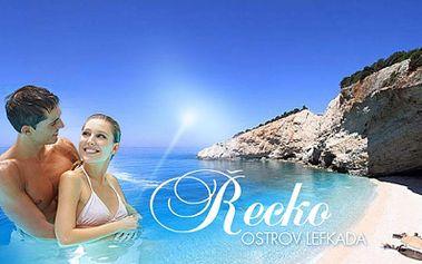 Řecko - ostrov lefkada - letovisko nidri! Až 12denní letecký zájezd v top letních termínech s odletem z brna a ostravy již od 11990 kč! Komfortní ubytování a krásné okolní pláže! To je dovolená na kterou nezapomenete!