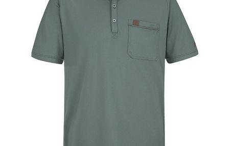 Pánské zelené polo tričko Maier