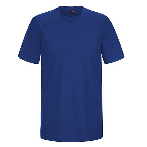 Pánské tmavě modré funkční tričko Maier