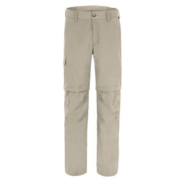 Pánské smetanové odepínatelné funkční kalhoty Maier