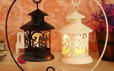 Romantická lucerna a poštovné ZDARMA! - 15410239
