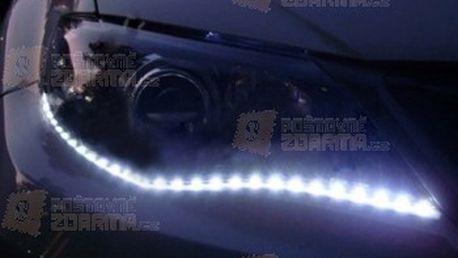 LED svítící pásky pro automobil - 2 kusy a poštovné ZDARMA! - 14808157