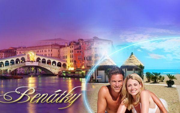 JEDNODENNÍ ZÁJEZD DO BENÁTEK s návštěvou ostrova Muráno a s koupáním na ostrově Lido! Zájezd s průvodcem vč. DOPRAVY tam i zpět jen za 1190 Kč! Zažijte kouzelnou atmosféru nejslavnějšího italského města!