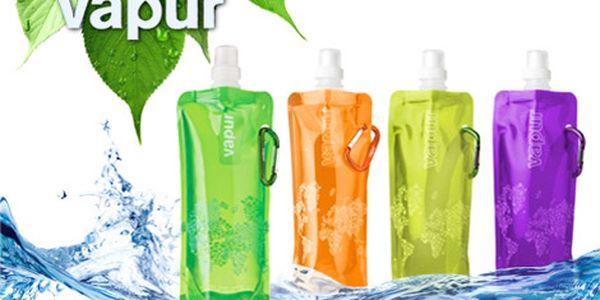 Skládací turistické láhve Eko VAPUR