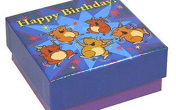 Music - Box Hudební krabička Music-Box 05_Happy Birthday párty