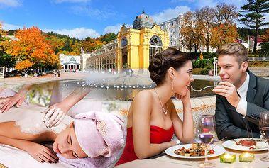 Exkluzivní lázeňský pobyt v Hotelu Romania