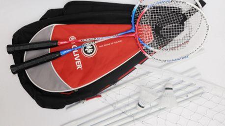 Badmintonový set značky Oliver PRO 2 za 599 Kč!