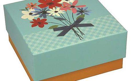 Music - Box Hudební krabička Music-Box 08_Květiny