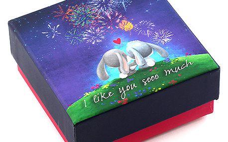 Music - Box Hudební krabička Music-Box 14_I like you sooo much