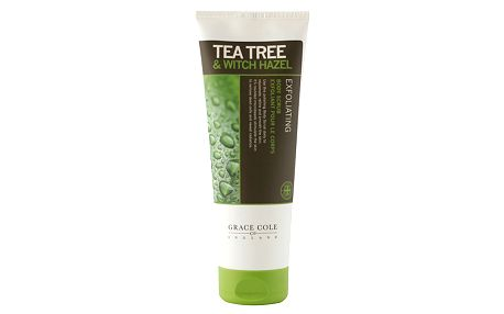Grace Cole Tělový peeling 238ml Tea Tree